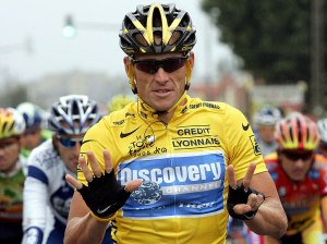 Lance Armstrong fue desposeído de sus siete triunfos en el Tour.