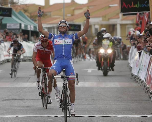 La Vuelta a Andalucía continuará aunque con una etapa menos en su recorrido.