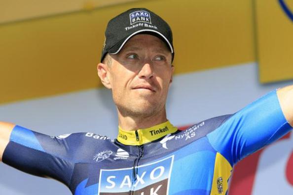 Nicki Sorensen sigue siendo el más combativo de los ciclistas daneses (Foto: cyclingnews.com)