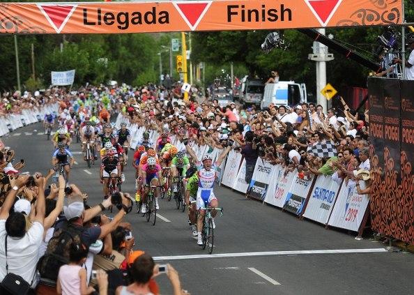 Así concluyo la séptima edición del Tour de San Luis (Foto:agenciasanluis).
