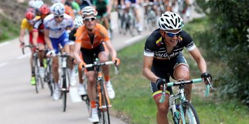 Esta imagen será habitual en el Giro 2013 (Foto:eltiempo.com).