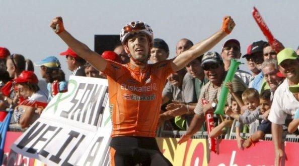 Mikel Nieve está llamado a llevar los colores de Euskaltel a lo más alto.