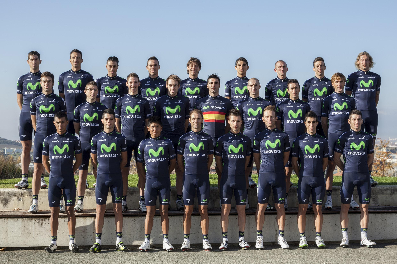 ¿Cuánto mide Alejandro Valverde? - Real height Movistar-2013-fuente-web-movistar1