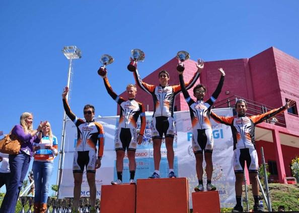 El equipo local se ha convertido en la revelación del Tour (Foto: agenciasanluis).