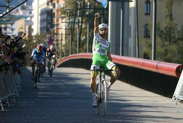 Isaac Suárez intentará revalidar el maillot conseguido en Gandía el año pasado.