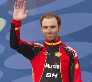 Valverde medalla