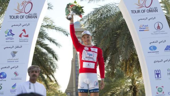 Marcel Kittel se adjudicó la primera etapa del Tour de Omán (Foto: tourofoman.com)