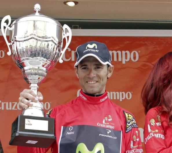 Alejandro Valverde vuelve a triunfar en Andalucía (foto: as.com)