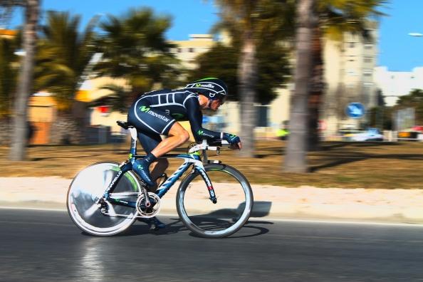 Un primer y un segundo puesto es el resumen de Valverde en la ronda andaluza (foto: canonistas.com)