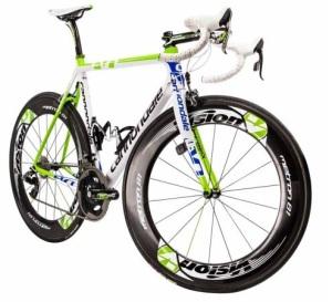 Cannondale-bike