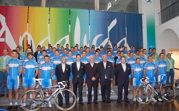 Adiós al equipo Andalucía (foto: juntadeandalucia.es)