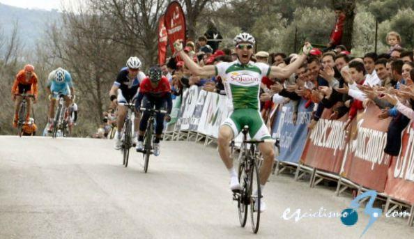 Jonathan Hivert se llevará un gran recuerdo de Andalucía 2013 (Foto: palcodeportivo.com)