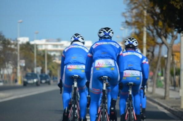 Adios al equipo Andalucía (foto: e-bici.com)