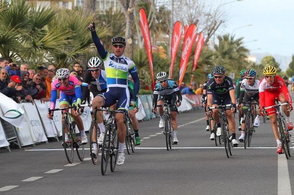 El australiano ha sido el gran triunfador de la Challenge de Mallorca 2013.