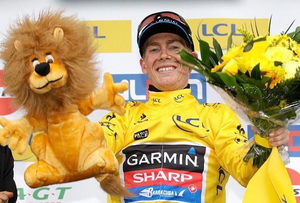 ¿Será capaz el joven norteamericano de volver a acariciar un león en un podio del Tour? (Foto: sportillustrated.cnn.com).