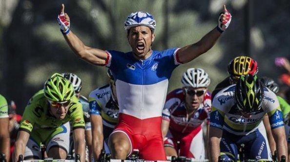En Omán, su insistencia tuvo su recompensa con la victoria en la última etapa de la ronda asiática (fr.sports.yahoo.com)