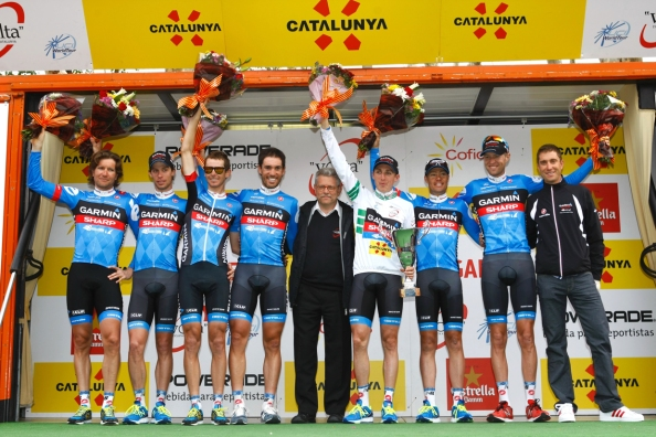 El buen ambiente sustenta las victorias en Garmin (Foto: slipstreamsports.com).