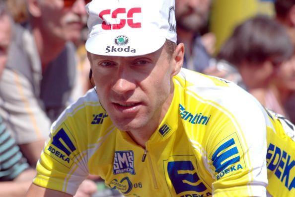 Jens Voigt a los 41 años es el corredor más veterano del pelotón (foto: wikipedia.org)