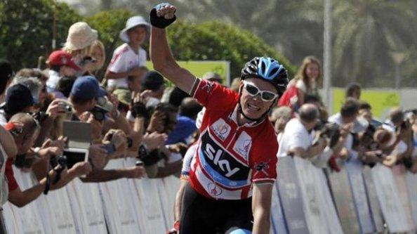 Froome será el líder del Sky en el Tour