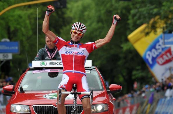 La lluvia volvió a ser protagonista en la victoria de Belkov (gazzetta.it).