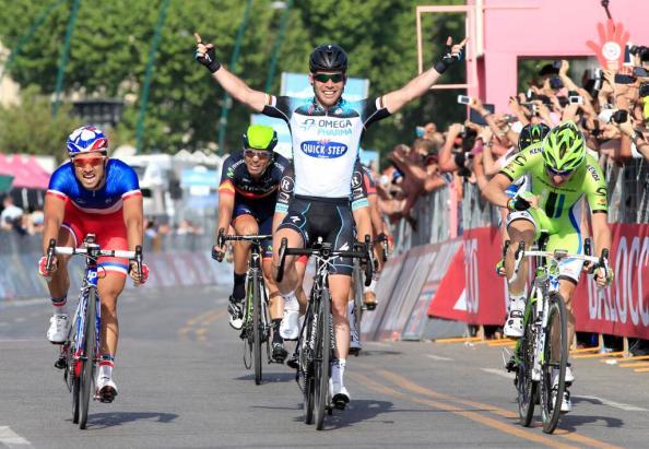 Cavendish cumplió y continuó agrandando su palmarés.