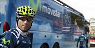 El Movistar Team ha unido de nuevo a Szmyd y Valverde (foto: eltiodelmazo.com)