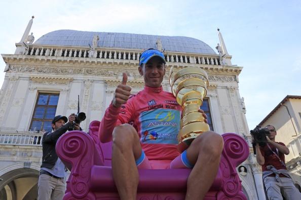 Nibali dominó el Giro 2013 de principio a fin y ese trofeo es merecido.
