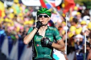 El joven corredor francés, ya ha dejado de ser promesa para convertirse en realidad