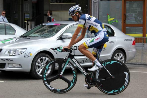 Con Vacansoleil está realizando un gran Giro de Italia 2013 (foto:rafaelvalls.blogspot.com)