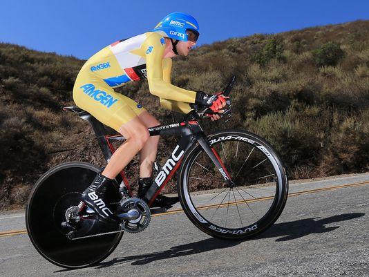 Tras el triunfo en el Tour de California, Van Garderen es la gran alternativa a los grandes.