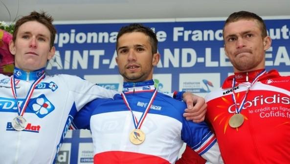 Demare, Bouhanni y Petit, tres de las grandes amenazas francesas.
