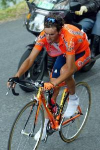 Finalmente, fue sexto en la Clasificación General de ese Tour 2003 (foto: cyclingnews.com)