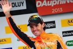 Samuel Sánchez dio a España una victoria en el Critérium du Dauphiné (foto: esciclismo.com)