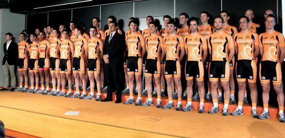 Euskaltel tiene un bloque de garantías para hacerlo bien en el Tour.