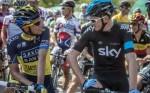 Contador y Froome son los dos máximos favoritos para la victoria en el Tour de Francia 2013 (foto: inthegc.com)