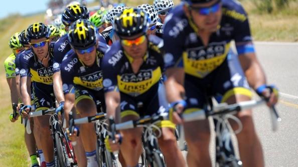 Completo equipo el que presenta Saxo Tinkoff Bank buscando un nuevo Tour para Contador.