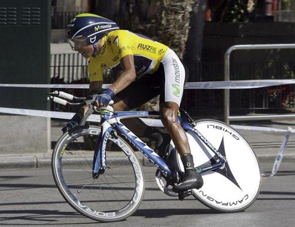 En la Vuelta al País Vasco consiguió uno de sus grandes triunfos con la victoria final (foto:colombia.com)