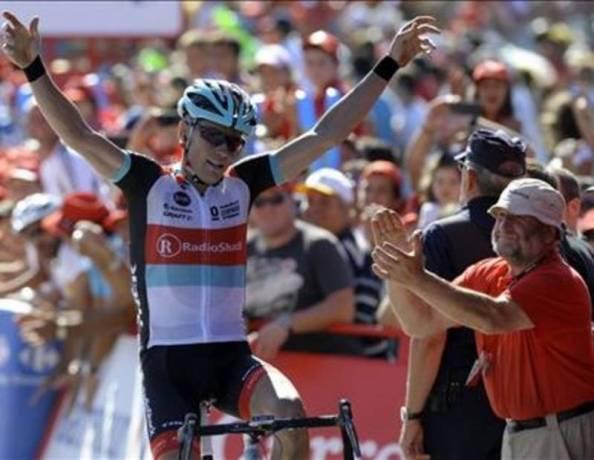 Horner es noticia por su excelente victoria en la Vuelta (foto:diariodeleon.com)