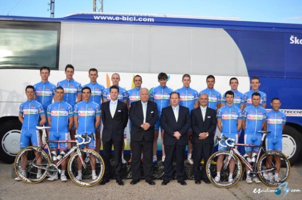 Sin ninguna duda, la salida del Andalucía sería una de las noticias de la temporada para el ciclismo español (foto:esciclismo.es)