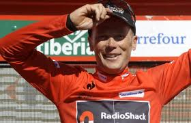Horner rejuvenece en la Vuelta (foto.heraldo.com)