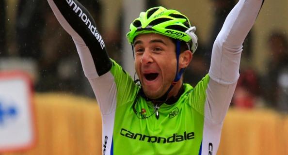 Daniele Ratto nos hizo pasar un rato genial contándonos cómo ganó aquel día. (vía cyclingquotes)