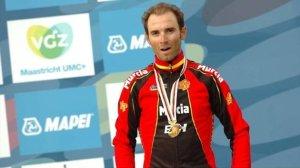 El año pasado Valverde fue 3º.