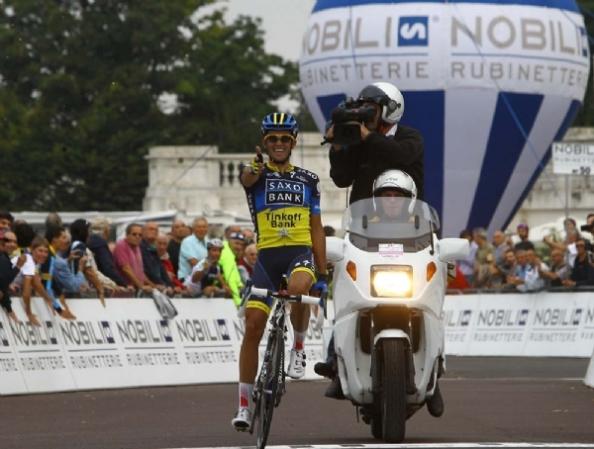 Contador sacó su pistola el año pasado (ciclismotv.com)