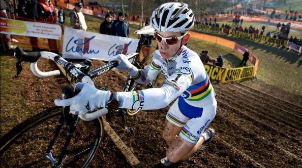 Van der Haar ha sido siempre un referente en categorías inferiores (foto:cyclephotos.com)