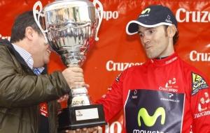 La Vuelta a Andalucía salvó a Valverde de un año casi inmaculado en el apartado de victorias (foto:dorsal51.com)