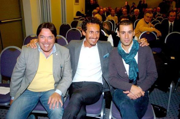 Pellizotti ha demostrado en repetidas ocasiones su amistad con Nibali.