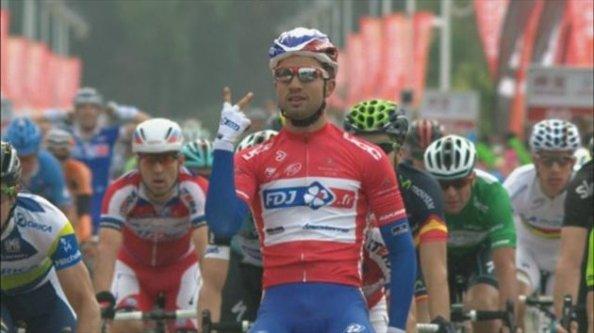 Bohuanni celebra su segundo triunfo en Beijing (foto: ukeurosport.com)