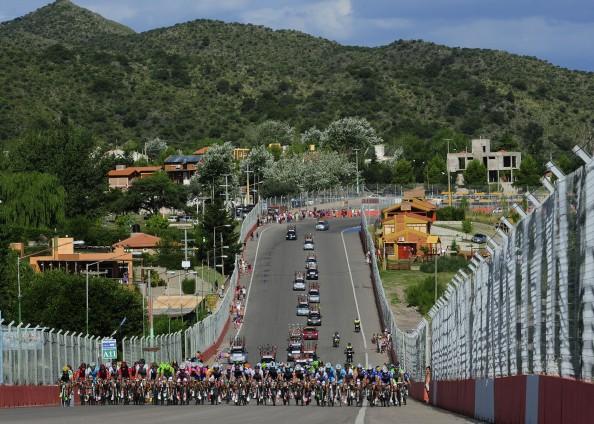Del 19 al 26 de enero de 2014 se disputarán el Tour de San Luis y el Santos Tour Down Under (foto:agenciasanluis.com)