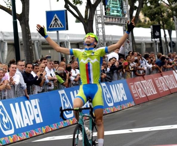Mohoric es la apuesta del 2014 de Cannondale con solo 19 años (foto:ciclismointernacional.com)
