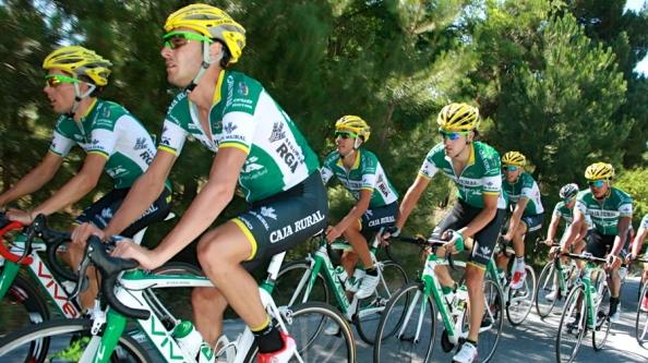 El Team Caja Rural Seguros RGA opta a una de las invitaciones del Giro de Italia (foto:ciclo21.com)